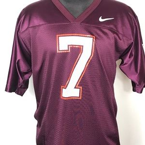 Nike Virginia Tech football jersey size medium